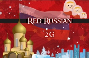Räuchermischung Red Russian 2g