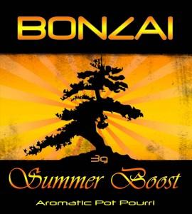 Räuchermischung Bonzai SummerBoost