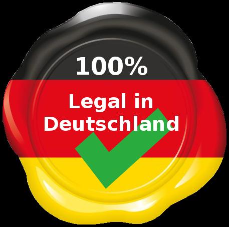 Raeuchermischungen legal in Deutschland