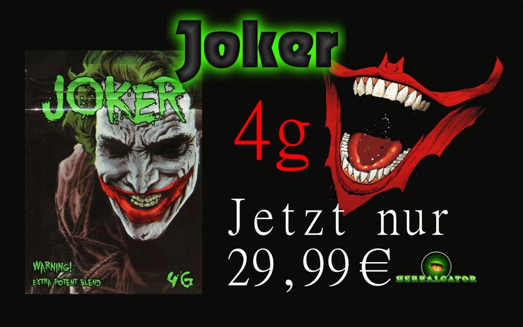 sonderangebot Räuchermischung Joker