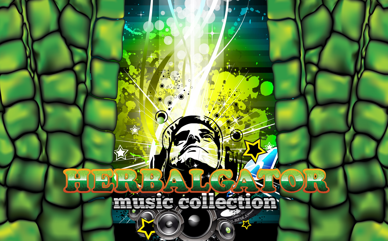 music collection herbalgator cover