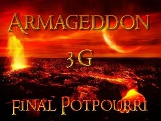Räuchermischung Armageddon front