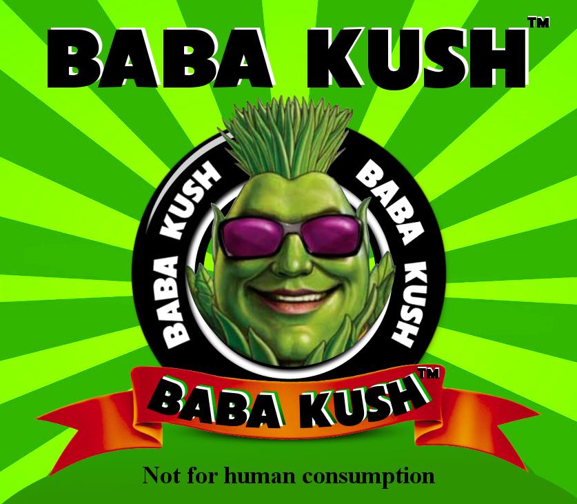 Baba Kush Raeuchermischung