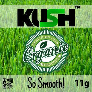 Natürliche Räuchermischung Kush Organic